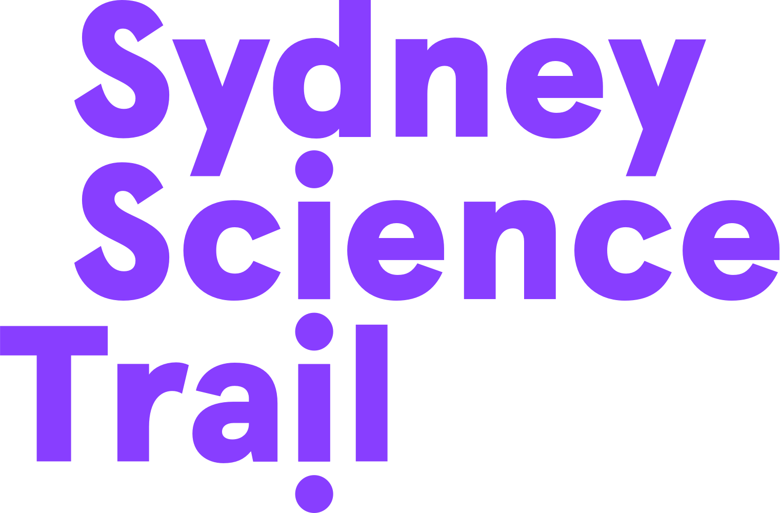 Science Trail Logo